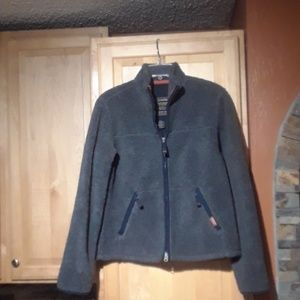 Abercrombie And Fitch Men's Full Zip Jacket